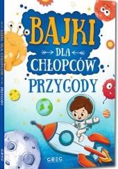 Okładka książki Bajki dla chłopców - przygody