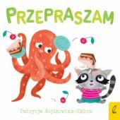Okładka książki DOBRE MANIERY. PRZEPRASZAM