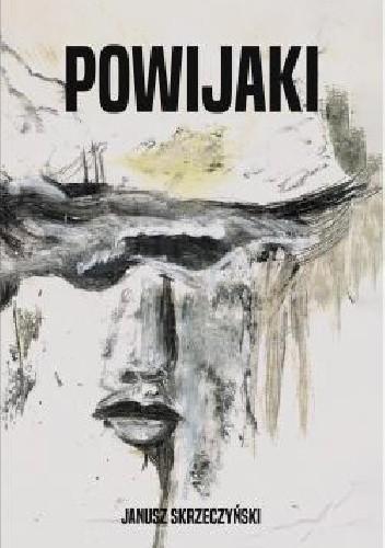 Okładka książki Powijaki Janusz Skrzeczyński
