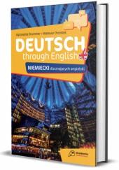 Okładka książki Deutsch through English. Niemiecki dla znających angielski