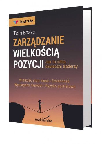 Okładka książki Zarządzanie wielkością pozycji Tom Basso