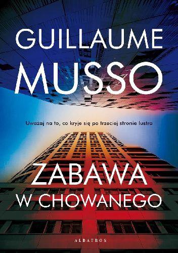Okładka książki Zabawa w chowanego Guillaume Musso