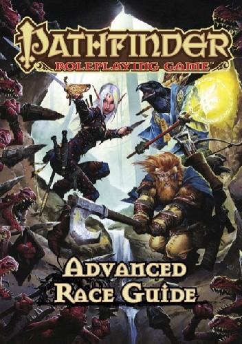 Okładka książki Pathfinder Roleplaying Game: Advanced Race Guide James Jacobs