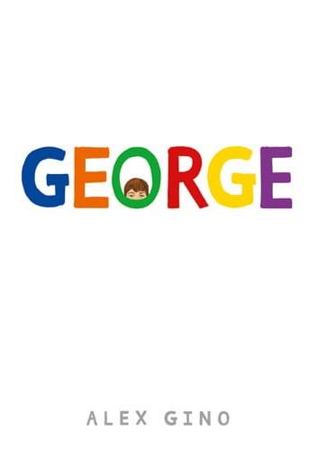 Okładka książki George Alex Gino