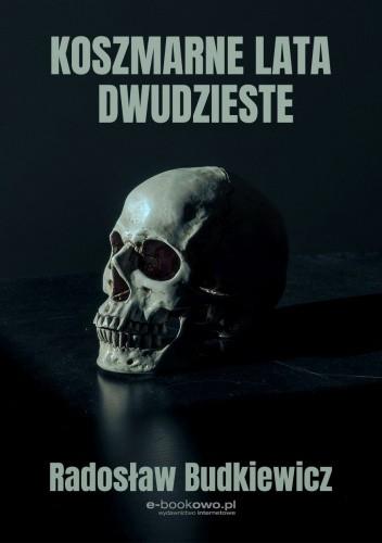 Okładka książki Koszmarne lata dwudzieste Radosław Budkiewicz