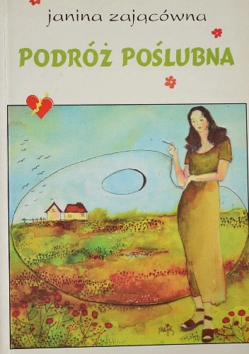 Okładka książki Podróż poślubna Janina Zającówna
