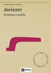 Okładka książki Awiezer: wyznania maskila