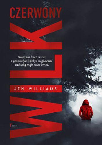 Okładka książki Czerwony wilk Jen Williams