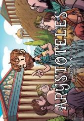 Okładka książki Arystoteles. Głód wiedzy