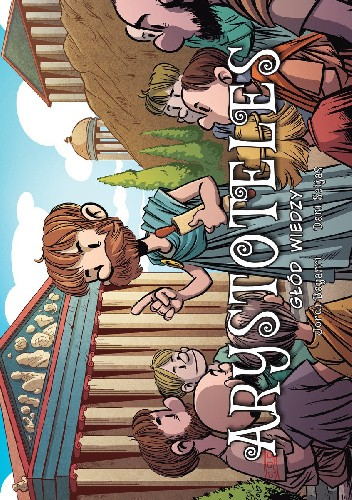 Okładka książki Arystoteles. Głód wiedzy Jordi Bayarri