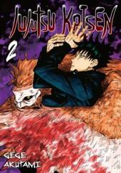 Okładka książki Jujutsu Kaisen tom 2