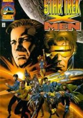 Okładka książki Star Trek/X-Men