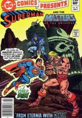 Okładka książki Superman and the Masters of the Universe