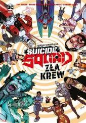 Okładka książki Suicide Squad: Zła krew