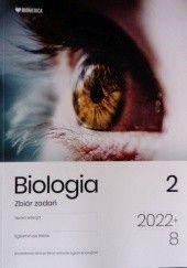 Okładka książki Biologia. Zbiór zadań. Egzamin ósmoklasisty - Tom 2