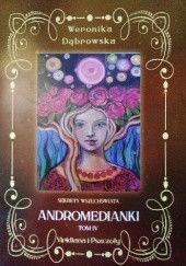 Okładka książki Andromedianki -Viridiana i Pszczoły