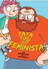 Okładka książki Tata Tosi jest feministą