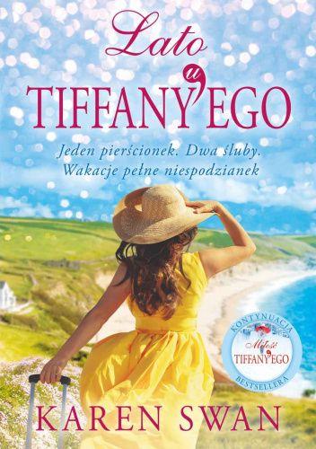 Okładka książki Lato u Tiffany'ego Karen Swan