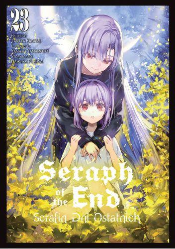 Okładka książki Seraph of the End - Serafin Dni Ostatnich #23 Furuya Daisuke,Takaya Kagami,Yamato Yamamoto