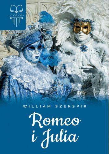 Okładka książki Romeo i Julia William Shakespeare