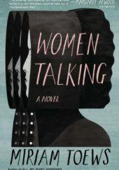 Okładka książki Women talking