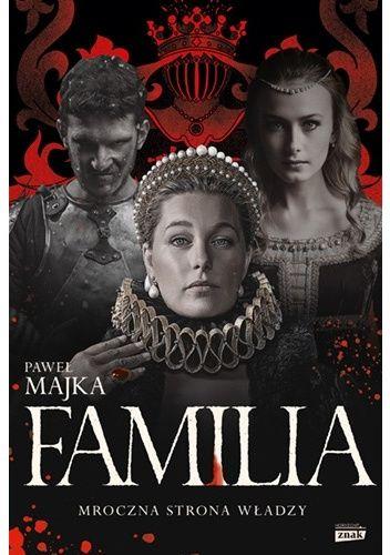 Okładka książki Familia Paweł Majka