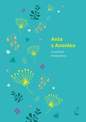 Okładka książki Ania z Avonlea Lucy Maud Montgomery