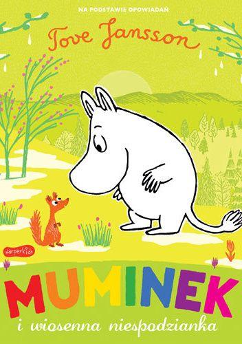 Okładka książki Muminek i wiosenna niespodzianka Richard Dungworth,Tove Jansson