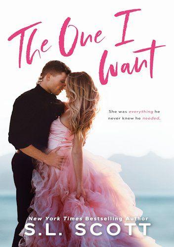 Okładka książki The One I Want S.L. Scott