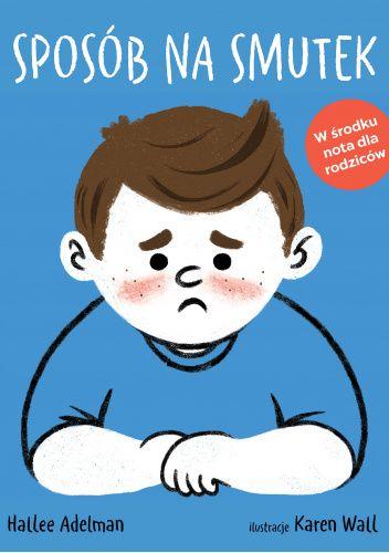 Okładka książki Sposób na smutek Hallee Adelman