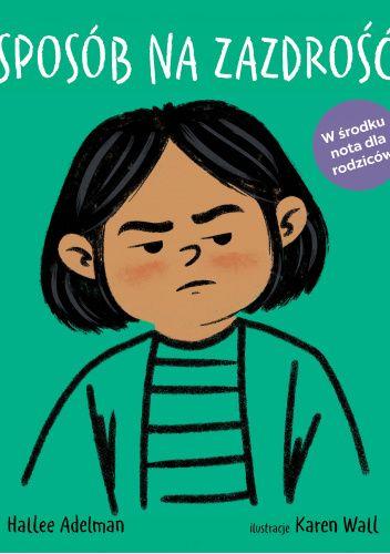 Okładka książki Sposób na zazdrość Hallee Adelman