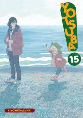 Okładka książki Yotsuba! #15