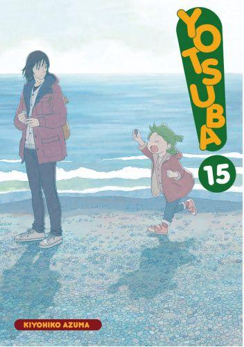 Okładka książki Yotsuba! #15 Kiyohiko Azuma