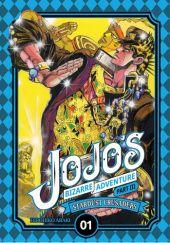 Okładka książki JoJo's Bizarre Adventure: Part 3 - Stardust Crusaders, Tom 1