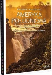 Okładka książki Lonely Planet. Ameryka Południowa