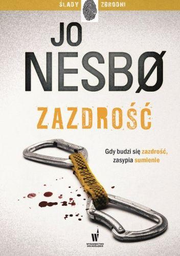 Okładka książki Zazdrość Jo Nesbø