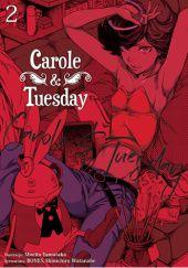 Okładka książki Carole & Tuesday #2