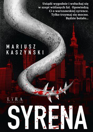 Okładka książki Syrena Mariusz Kaszyński