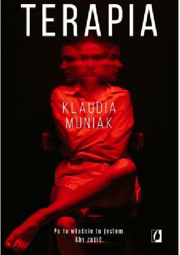 Okładka książki Terapia Klaudia Muniak