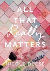 Okładka książki All That Really Matters