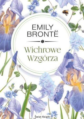 Okładka książki Wichrowe Wzgórza Emily Jane Brontë