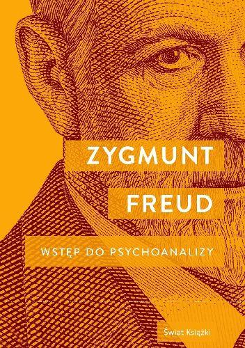 Okładka książki Wstęp do psychoanalizy Sigmund Freud