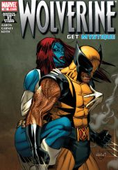 Okładka książki Wolverine Vol.3  #62