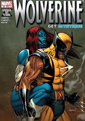Okładka książki Wolverine Vol.3  #62 Jason Aaron