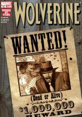 Okładka książki Wolverine Vol. 3 #63