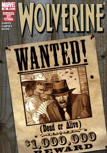 Okładka książki Wolverine Vol. 3 #63 Jason Aaron