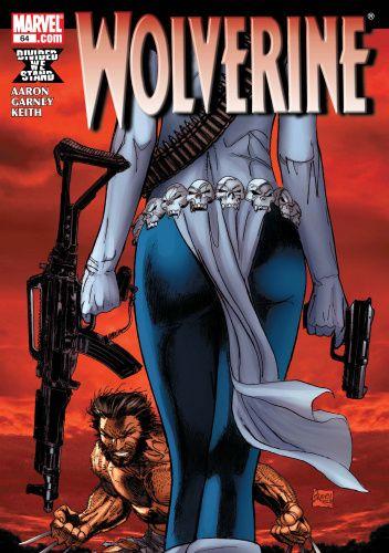 Okładka książki Wolverine Vol.3 #64 Jason Aaron