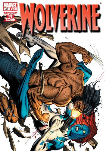 Okładka książki Wolverine Vol.3 #65 Jason Aaron