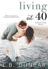 Okładka książki Living at 40