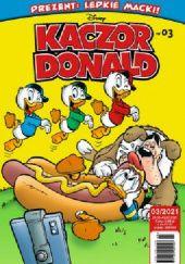 Okładka książki Kaczor Donald, nr 3 (1014) / 2021